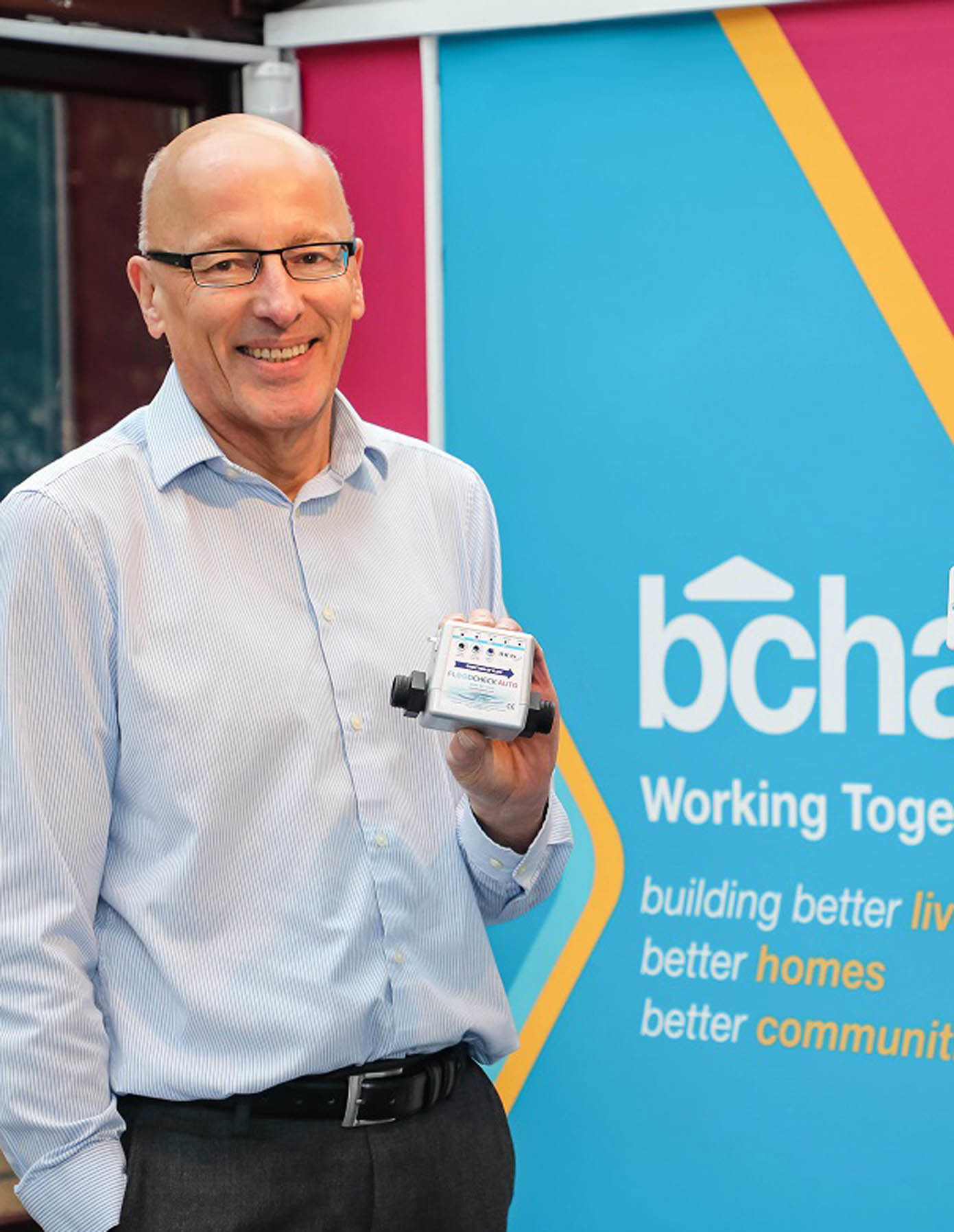 Housing association stepping up use of Internet of Things technology in homes