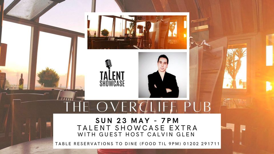 Talent Showcase EXTRA with guest host Calvin Glen