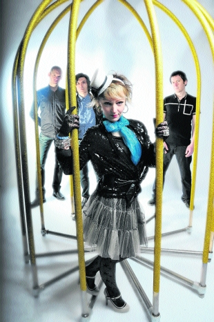 WELCOME RETURN: The Primitives, fronted by Tracy Tracy