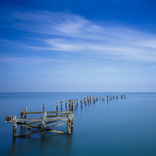 Bournemouth Echo: Swanage Old Pier by Andy Farrer on Flickr NOT FOR REUSE