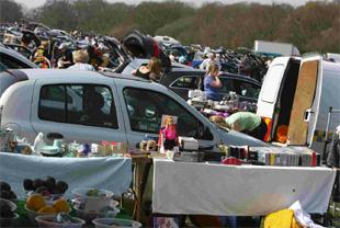 Magna Road car boot sale victim of its own success