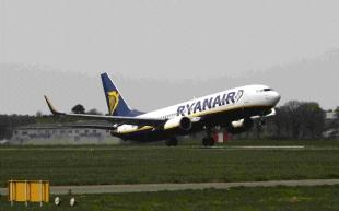 Ryanair suspend flights from Bournemouth Airport during November, December and January
