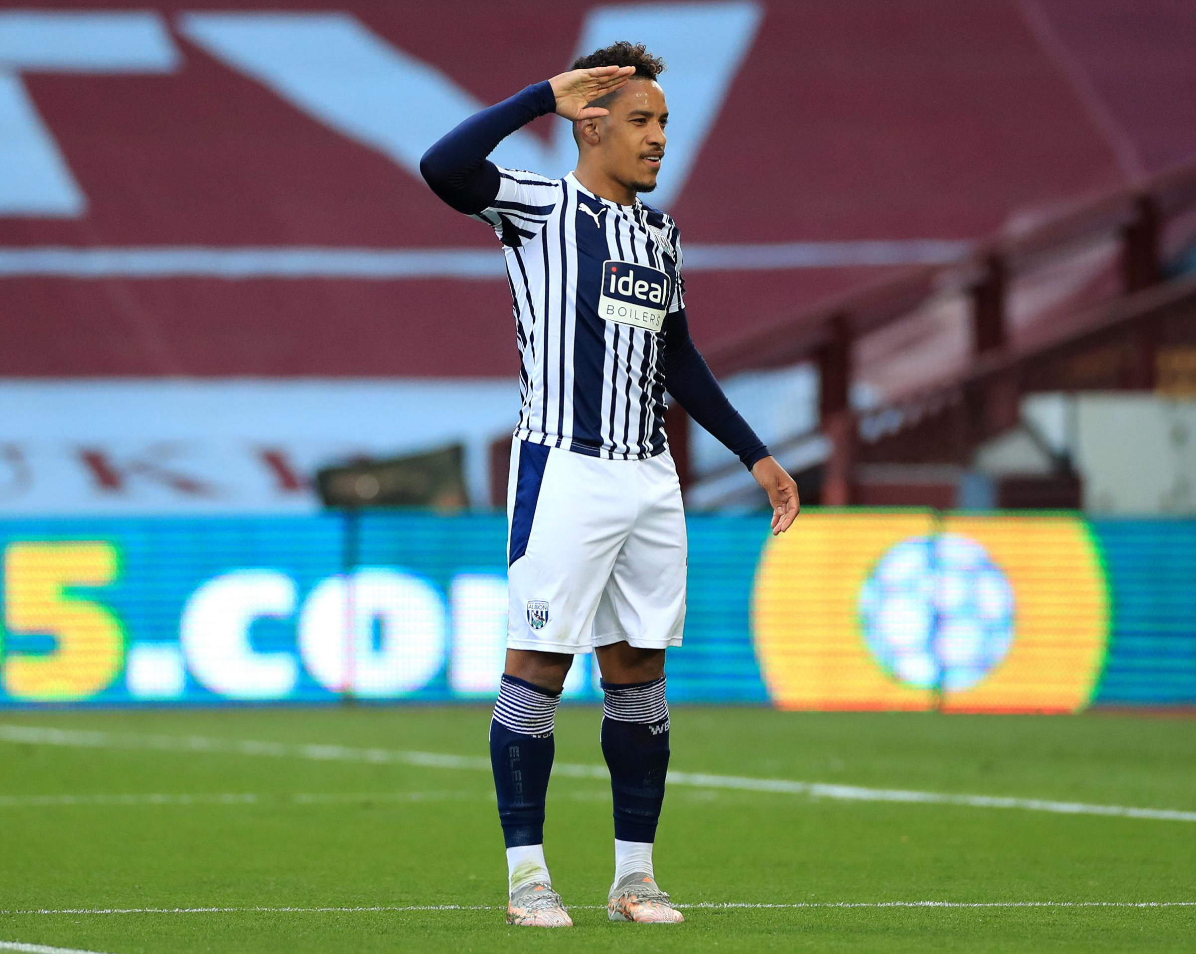 Star duo set to miss out for West Brom's opener at Cherries