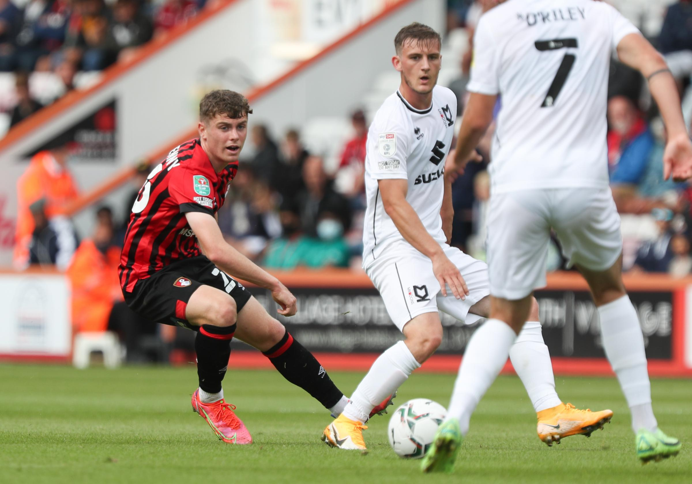 Gavin Kilkenny: I have 'learnt loads' from Lewis Cook