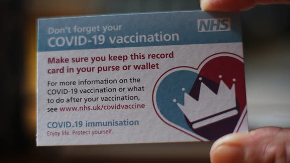 Travel warning issued to millions of Brits who have had AstraZeneca vaccine