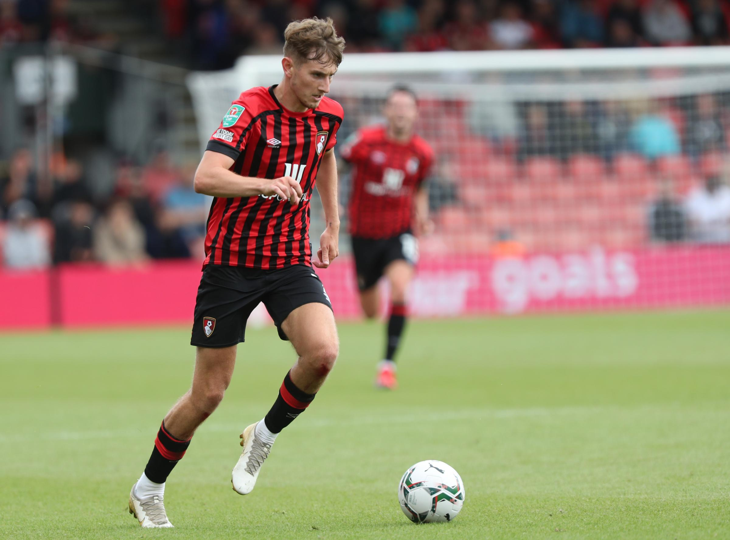David Brooks: AFC Bournemouth should be going up this season