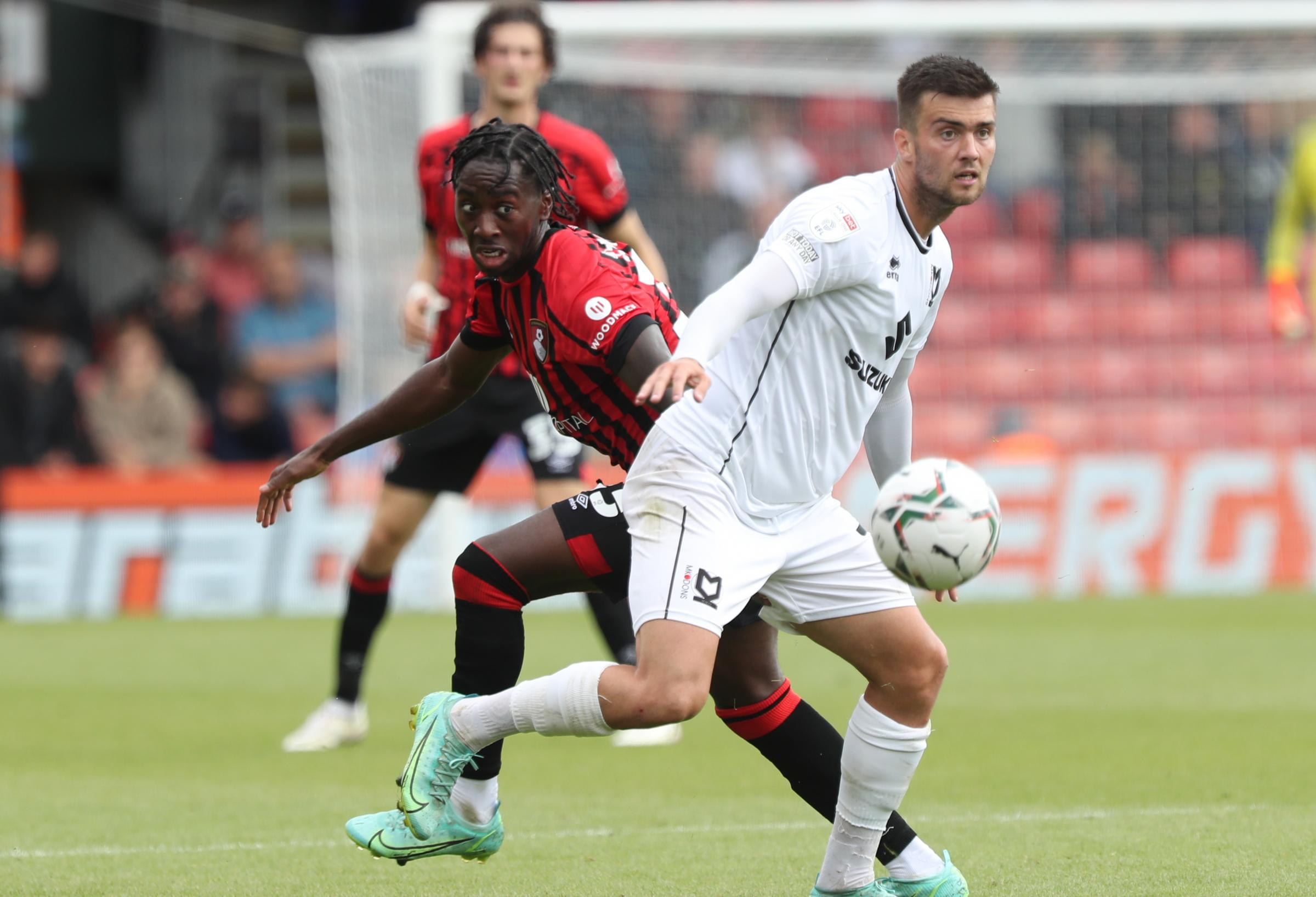 Parker hints Jordan Zemura is 'going to get game time' at Cherries this season