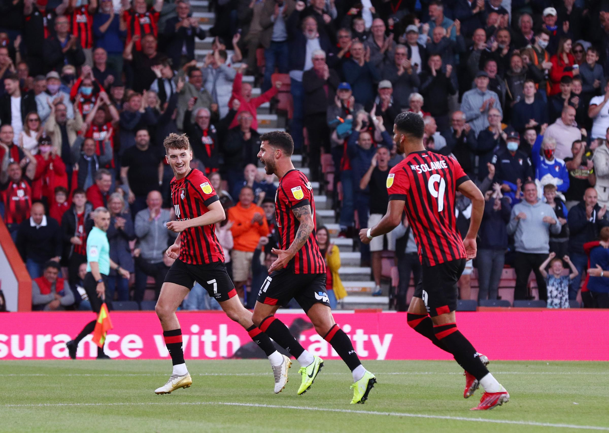Fans have their say as Cherries open with draw against West Brom