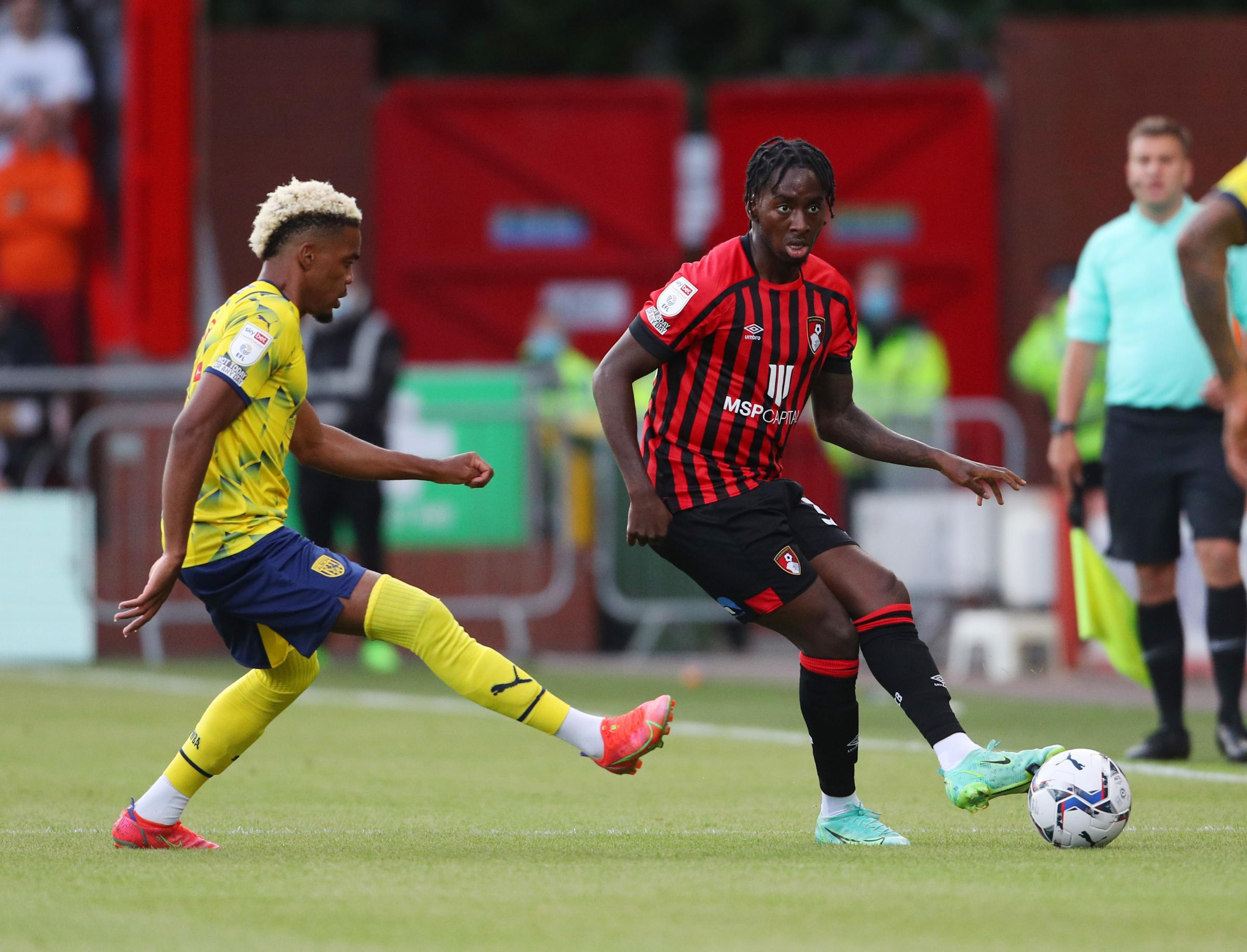 Jordan Zemura: I want to show how much I love Bournemouth
