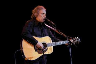VARIETY PERFORMANCE: Don McLean in action at the Pavilion. Picture: rockstarimages.co.uk