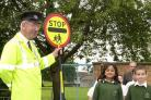 Lollipop ladies and men have a new weapon in the battle against dangerous motorists