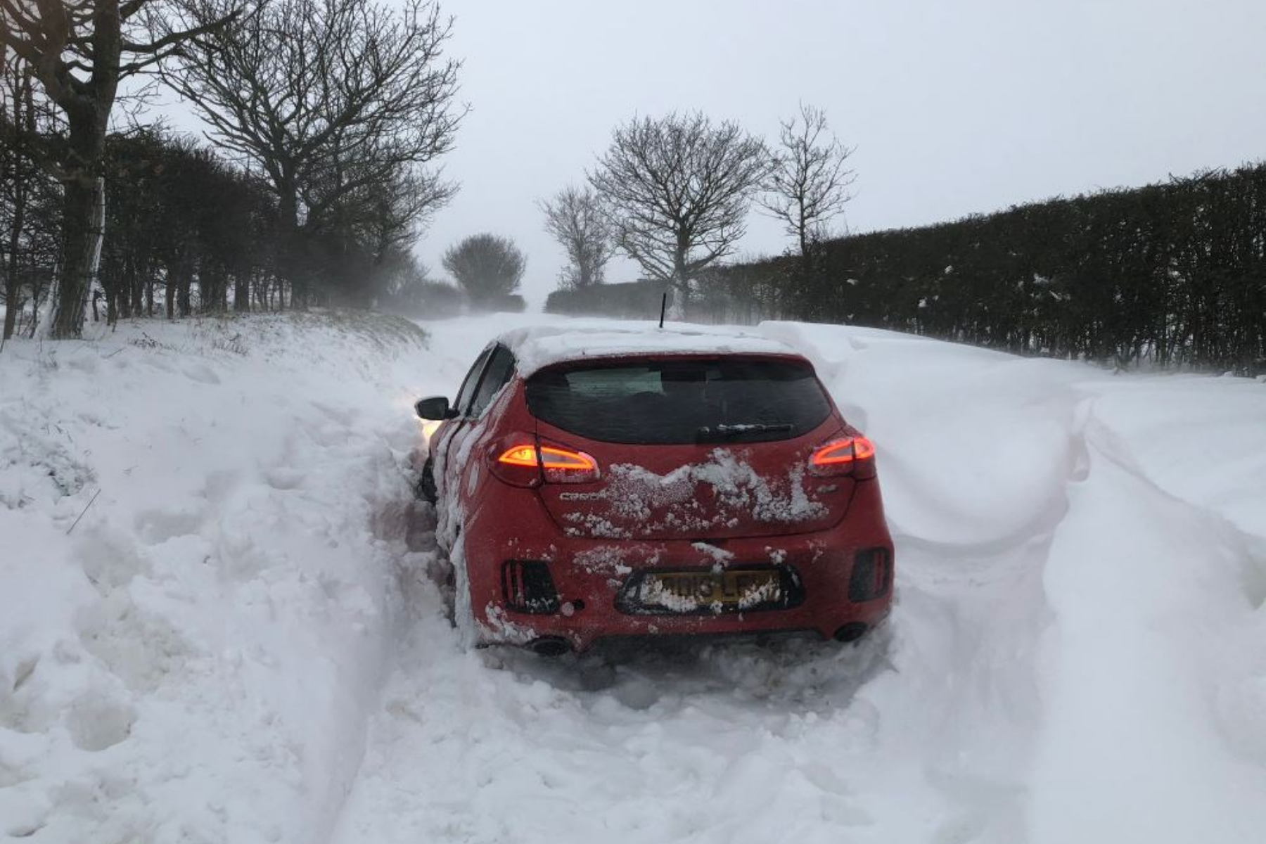 The 6 car checks you need to carry out this winter