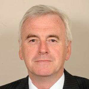 Bournemouth Echo: John McDonnell, Labour MP for Hayes and Harlington, is to run for Labour leader