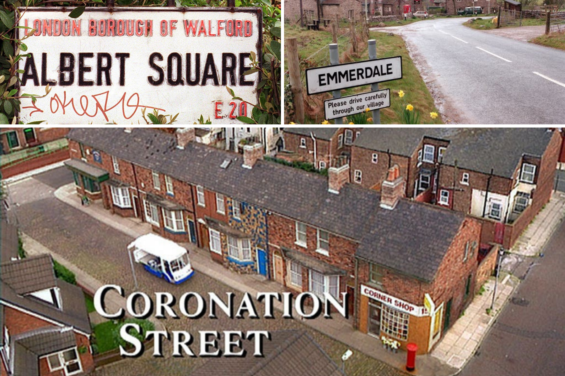 ITV, BBC and Channel 4 announce Corries, Emmerdale, Eastenders, Hollyoaks crossover