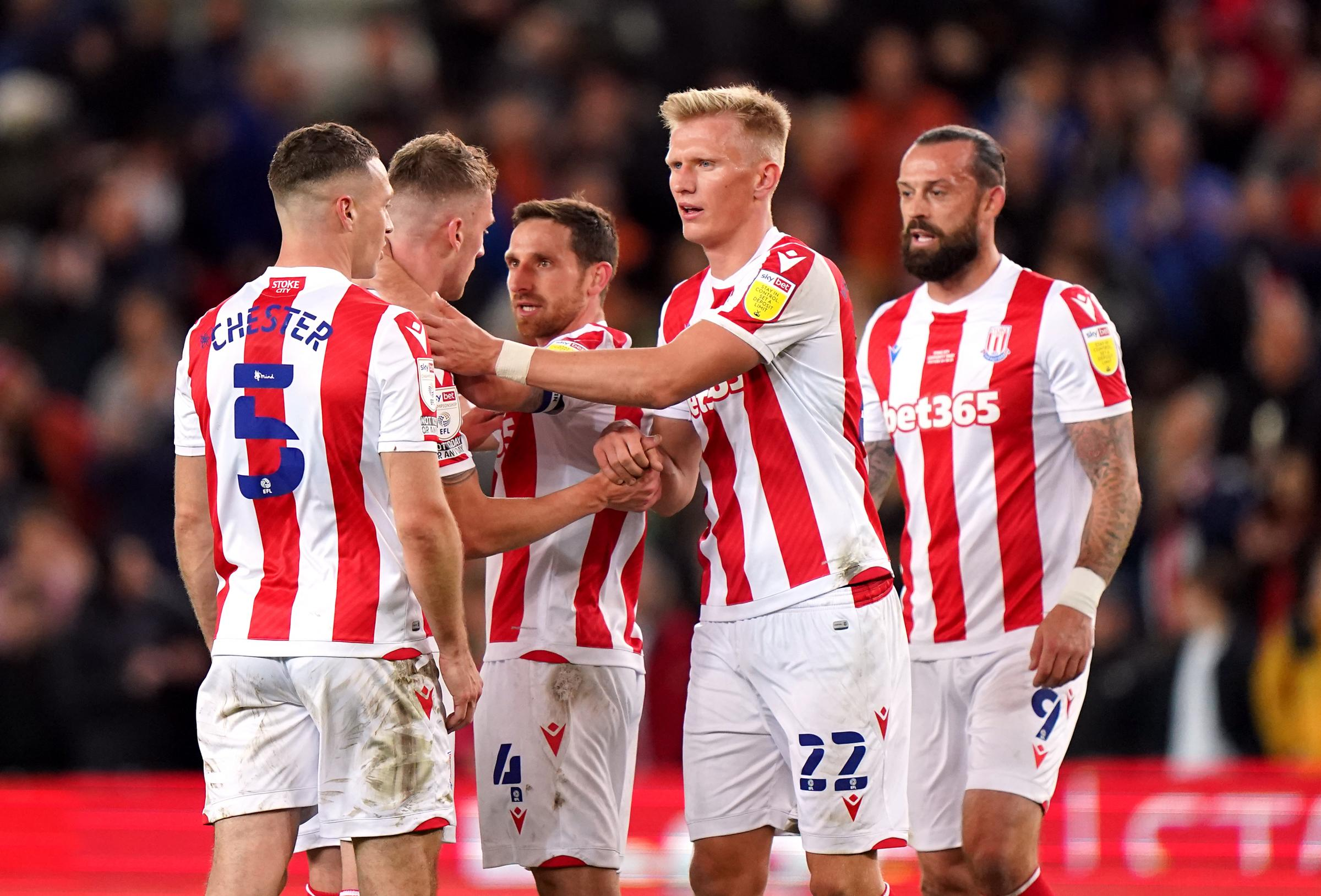 AFC Bournemouth potentially face Sam Surridge with Stoke