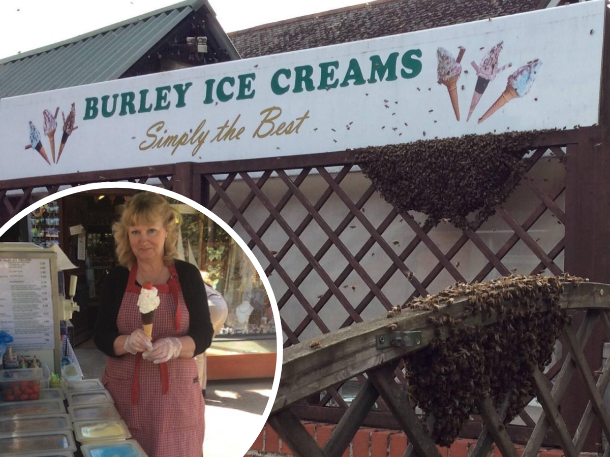 Popular New Forest ice cream stall owner to retire after nearly 40 years