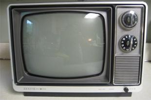 HAVE YOUR SAY: would you still use a black and white TV?