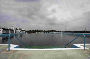 Frustrations grow over delay in reopening lymington lido - Public swimming pools bournemouth ...