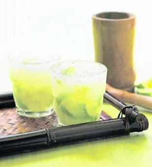 Bournemouth Echo: Brazillian recipe: Caipirinha