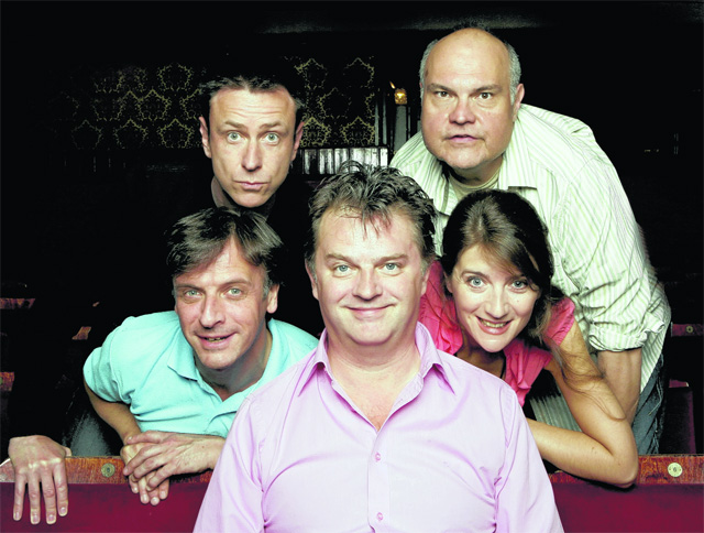 Great ready Bournemouth, Paul Merton and chums are about to take improvisation to a whole new level