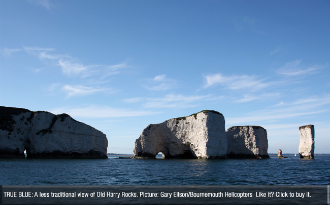 Bournemouth Echo: Old Harry
