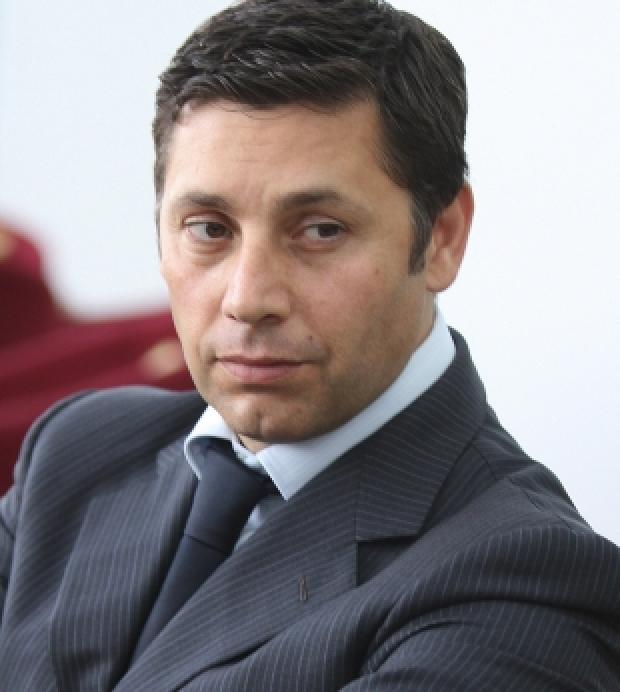 SAINTS BOSS: Nicola Cortese