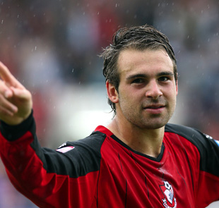 GONE: Brett Pitman