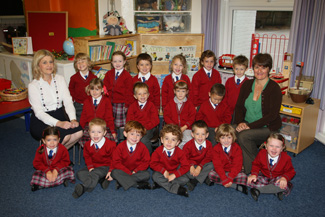 Bournemouth Echo: Reception class photos from 2010/2011.