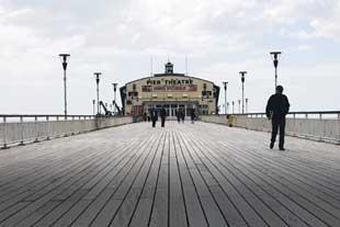 Bournemouth Echo: What is Bournemouth's Pier Theatre's new £1m attraction?