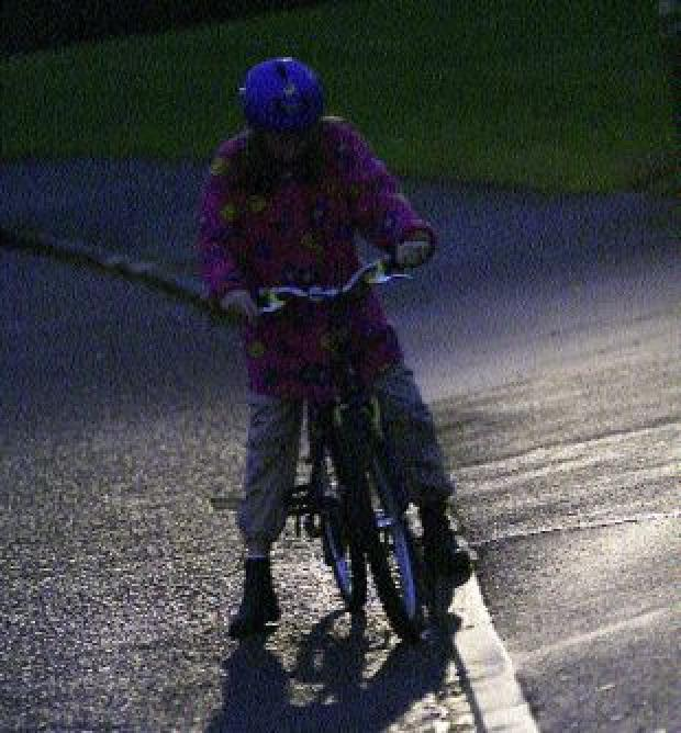 Bournemouth Echo: THE DARKNESS: Police stopped 125 cyclists without lights over the course of just one week in towns across the New Forest