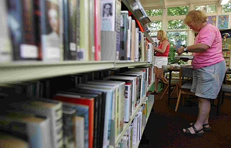 Colehill Library is one of several facing funding cuts