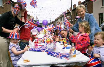 Bournemouth Echo: Street party