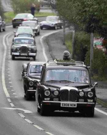 Show some respect to the dead, pleads funeral director