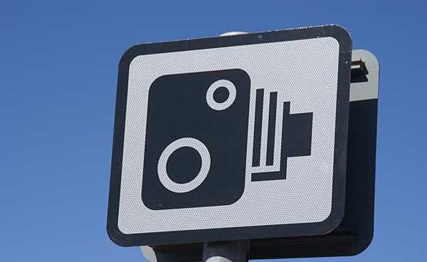 Speed camera numbers have been reduced