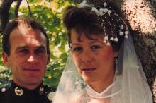 TONY and DAWN BYRNE (nne CALLAGHAN)