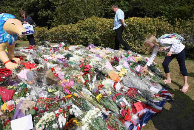 Jon Egging: investigation into Red Arrows tragedy passed to coroner