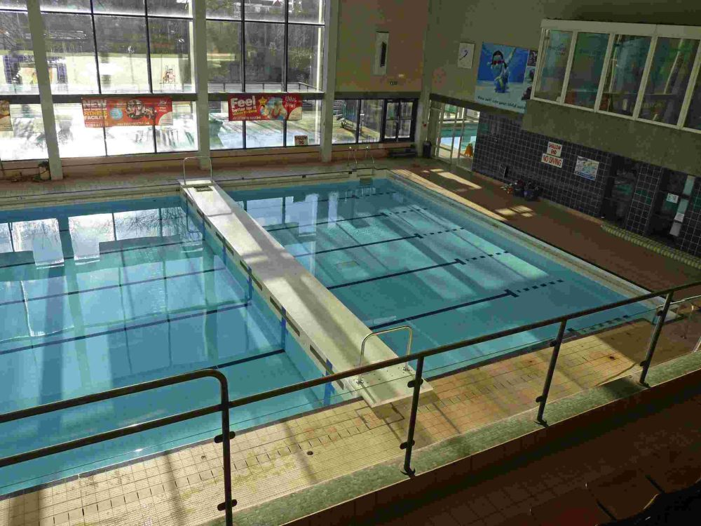 Controversial boom to stay at poole swimming pool - Public swimming pools bournemouth ...