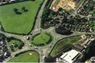 PROJECT: Canford Bottom roundabout is being redesigned. Picture Kitchenham Ltd