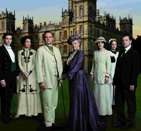Downton abbey sweepstakes winner