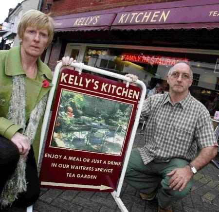 Kelly S Kitchen Apply To Alter Inside Of Former Radio Store Bournemouth Echo