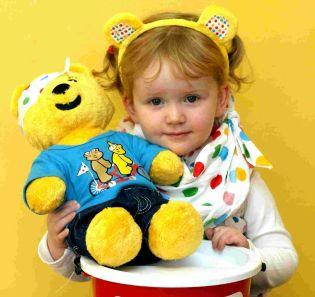 Are you taking part in Children in Need?