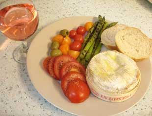 Bournemouth Echo: Baked Camembert