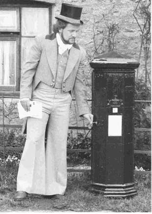 How Dorset's helped shape the pillar box