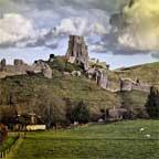 Bournemouth Echo: Corfe Castle by My Big Toe added to the An Echo Year 2011 Flickr group