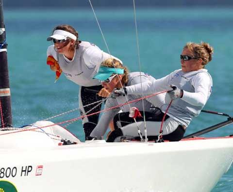 Kate Macgregor: 'The moment I knew I wanted to sail'