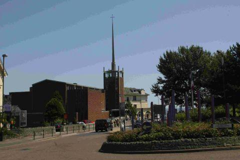 DEVELOPMENT SITE: Punshon Memorial Church in Exeter Road