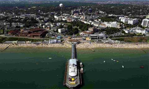 Bournemouth named most faithful town in the UK