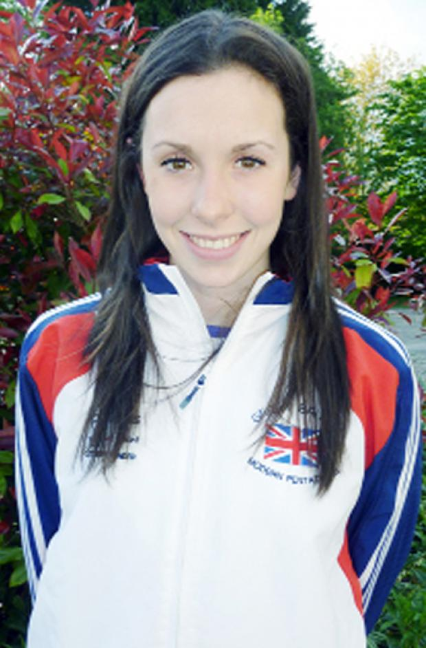 Bournemouth Echo: GB PICK Samantha Murray