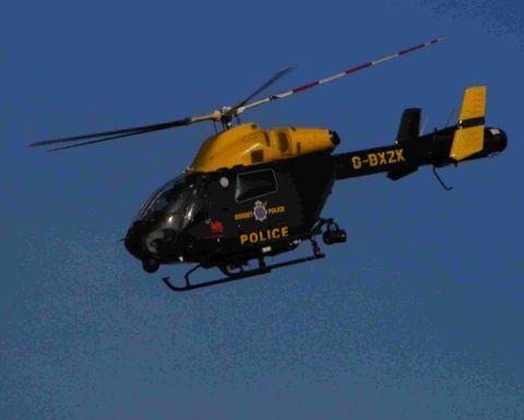 Update Police Helicopter Armed Response And Dog Unit In