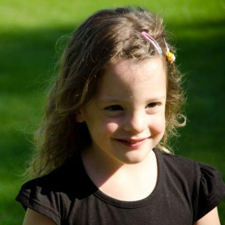Lily-Mae Jeffries, who was killed on the roads last year